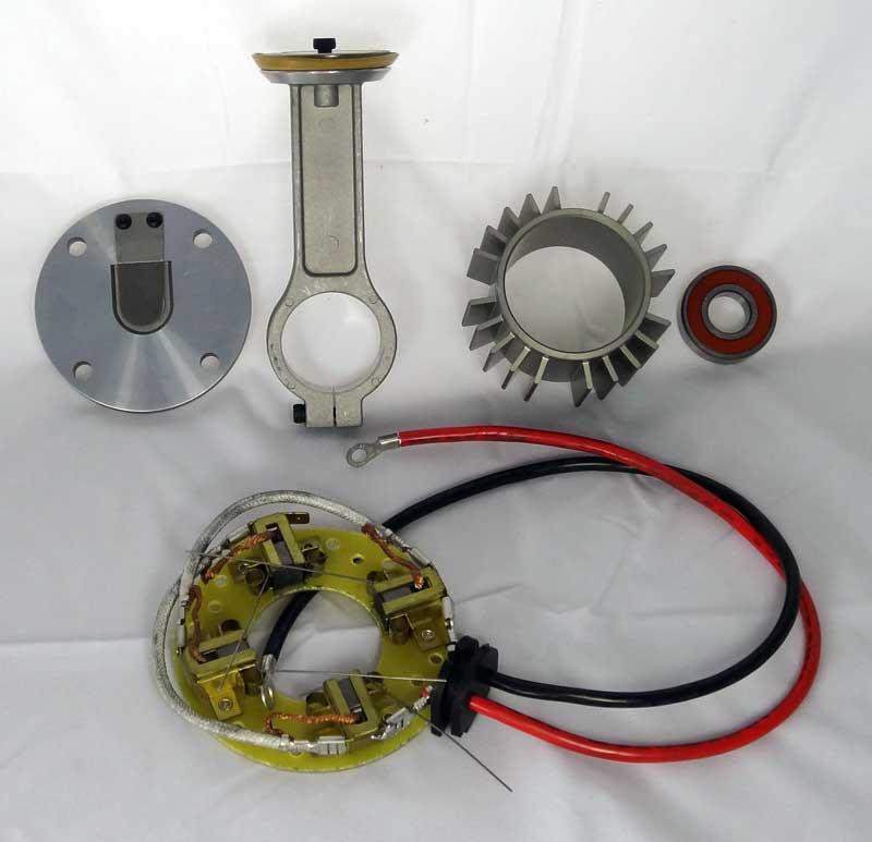 Boss Px07 3 4 Hp Compressor Upgrade Rebuild Kits