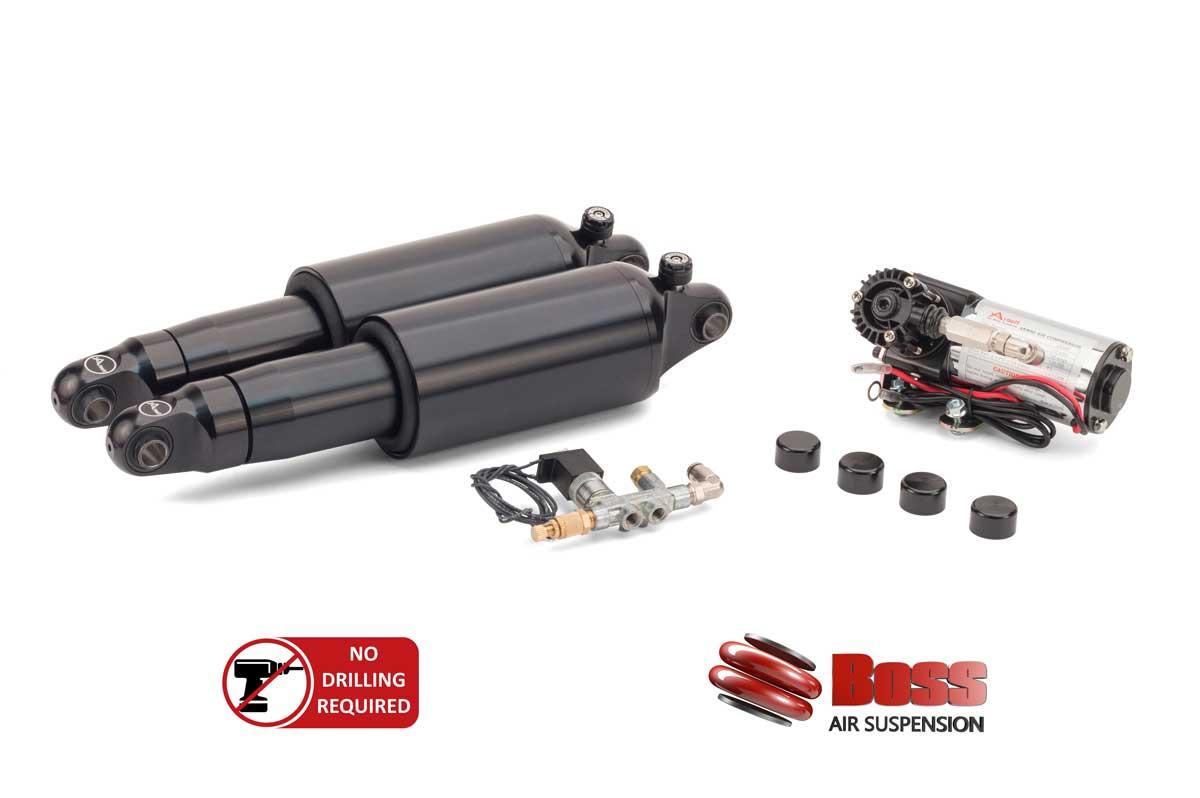 Chevrolet Wiring Harness Parts Block Diagram Explanation Gm Wire V Rod Fox Adjustable Arnott Suspension Black Boss Air Nz Automotive